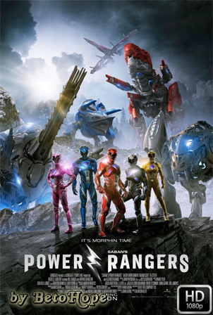 Power Rangers [1080p] [Latino-Ingles] [MEGA]
