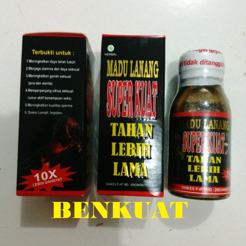Herbal Obat Kuat Mojokerto Madu Tonik 5 X Lebih Dahsyat Membangkitkanmeningkatkan Stamina Lanang Super Tahan Lama 10 Josss