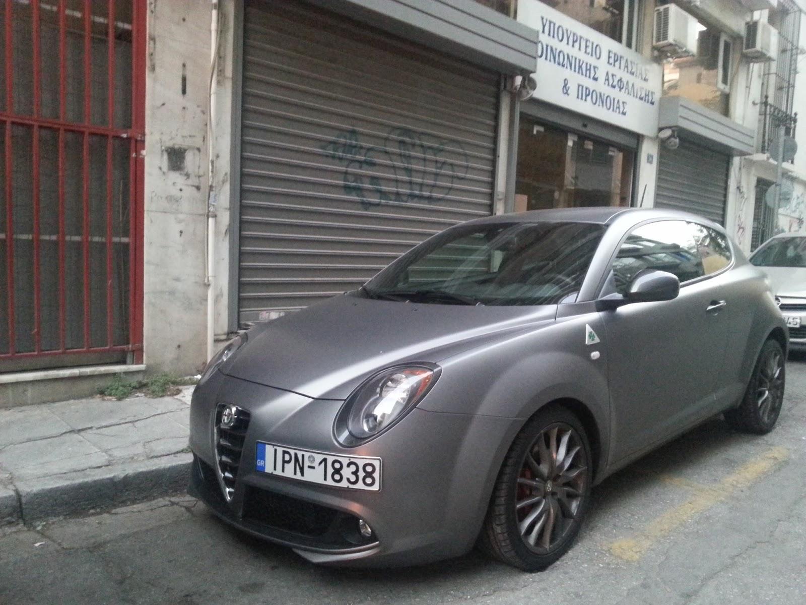 F6 Όταν έλιωσα στο στρίψιμο μια MiTo QV alfa romeo, Alfa Romeo MiTo QV, MiTo QV, zblog, ΔΟΚΙΜΕΣ