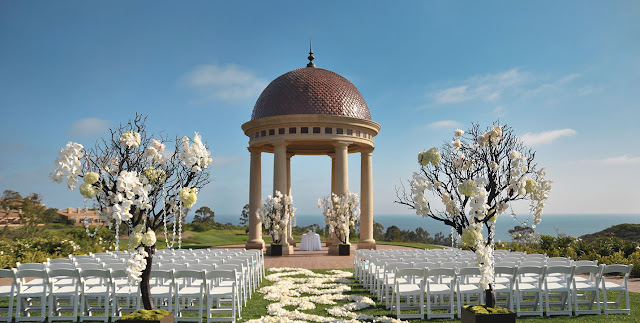 Wedding Venues In Los Angeles Area The Resort at Pelican Hill Ca