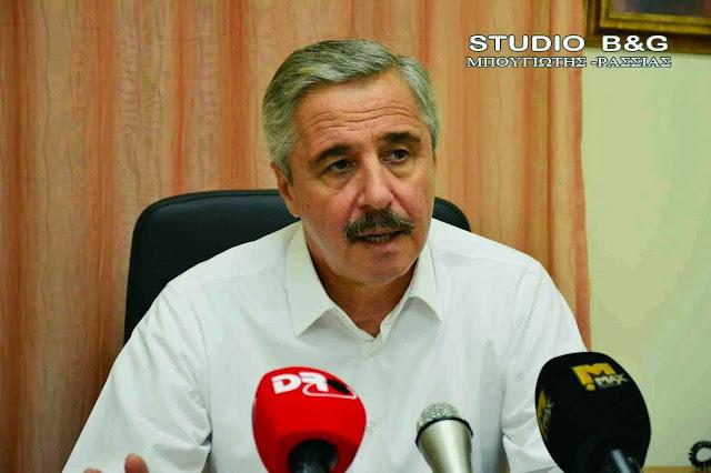 Γ. Μανιάτης: Να αποτρέψουμε την υποβάθμιση του Δήμου Επιδαύρου