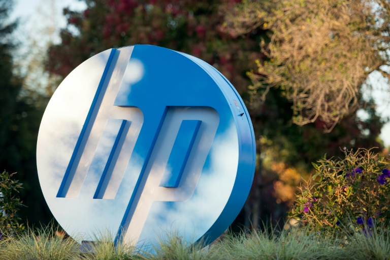 HPE, based in Palo Alto, California, was the result of the November 2015 breakup of computing giant Hewlett-Packard.