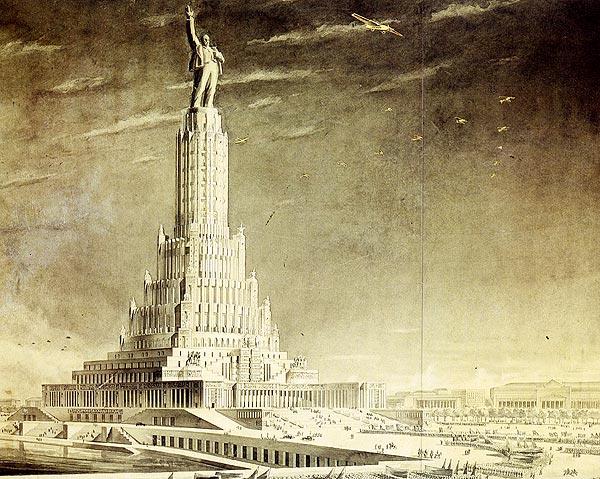 Bangunan Super Megah Mengagumkan Tapi Tak Pernah Dibangun