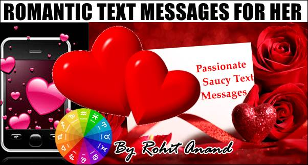 Romantic flirty text messages for her  Flirty Texts for Him