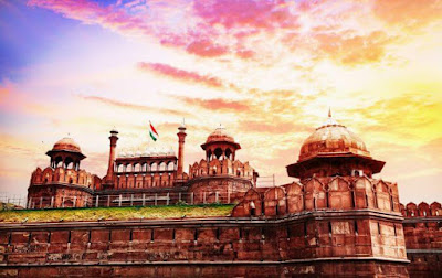 Best places to visit In Delhi, Red Fort