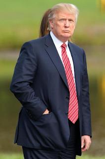 Foto Donald Trump Terbaru
