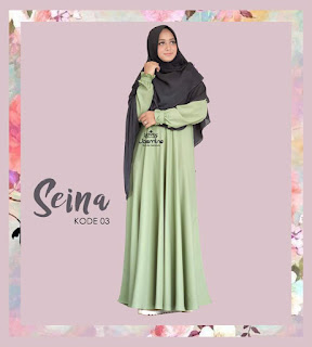 Gamis Jasmine Seina Dress 03