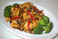 Cah Ear Mushroom Recipe Chicken