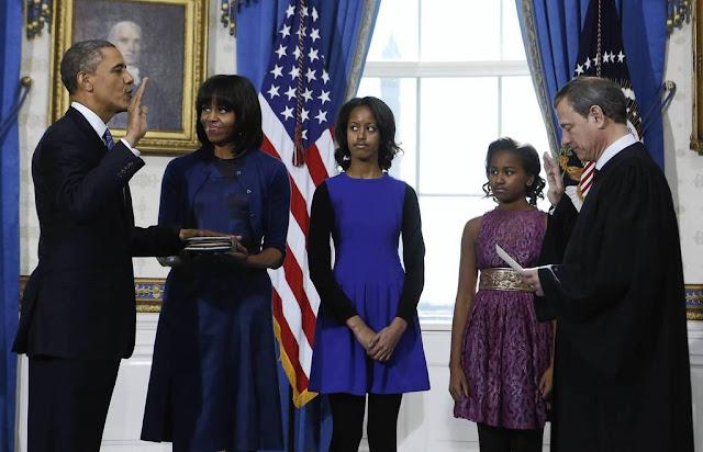 Druga kadencja Obamy rozpoczęta!