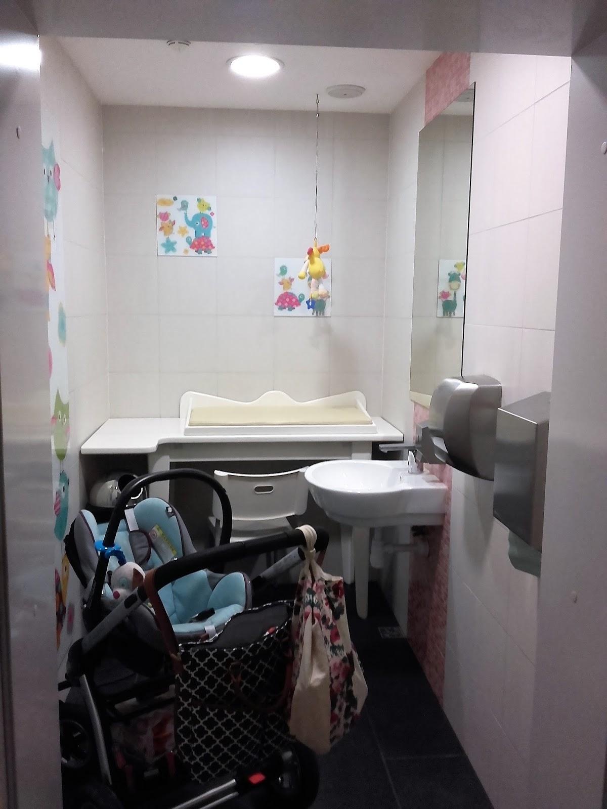 pokój dla matki z dzieckiem w CH Osowa, pokoj do karmienia i przewinięcia dziecka w centrum handlowym osowa