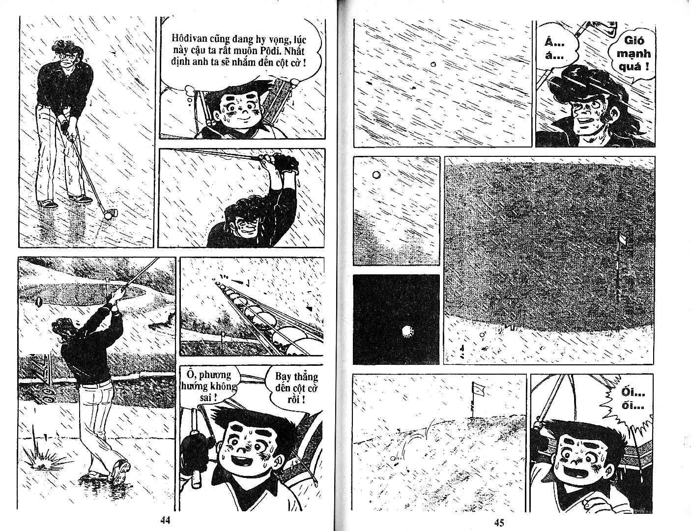 Ashita Tenki ni Naare chapter 27 trang 21