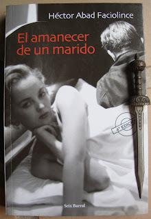 Portada del libro El amanecer de un marido, de Héctor Abad Faciolince