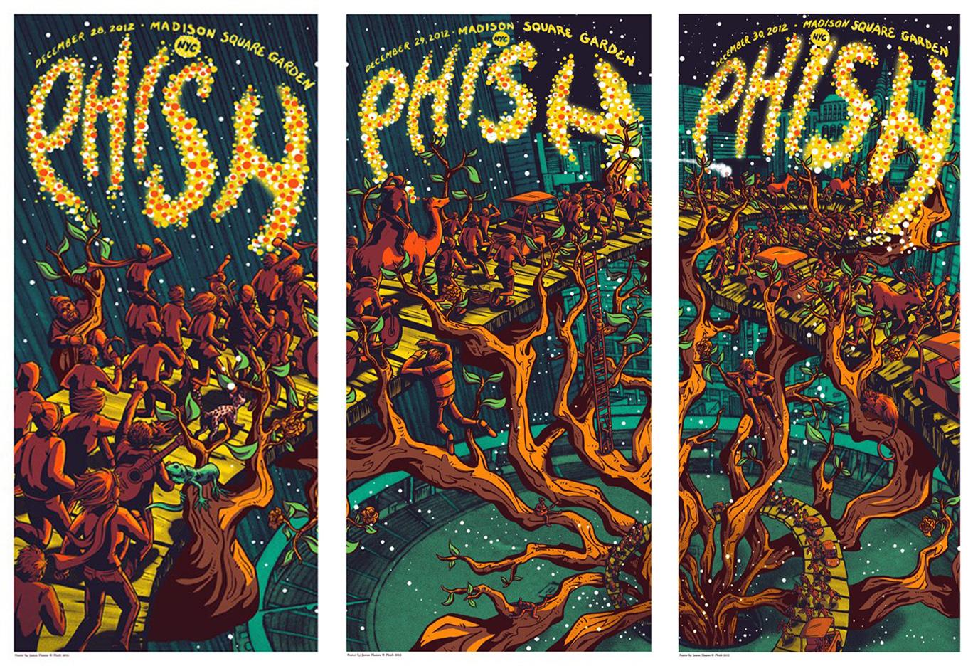 live phish s artwork