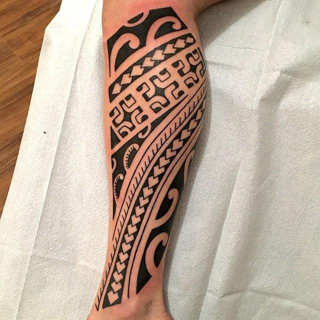Tattoo Di Kaki Tattoo