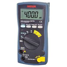 Jual Multimeter Digital Sanwa Cd770 Harga Murah