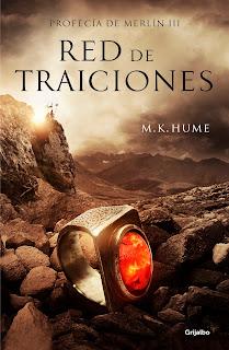 Red de traiciones de M.K.Hume