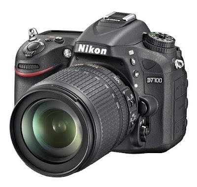 nikon d7100 fotoğraf makinesi