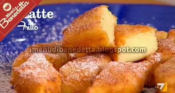 Latte Fritto La Ricetta Di Benedetta Parodi