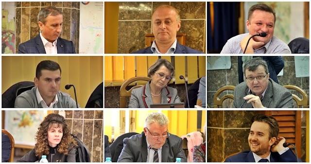 Lista consilierilor locali care au votat împotriva finanțării Clubului Sportiv Municipal Suceava