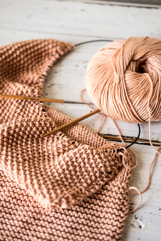 DIY: handgestrickter Pullover nach Filati-Anleitung by fim.works Lifestyle Blog