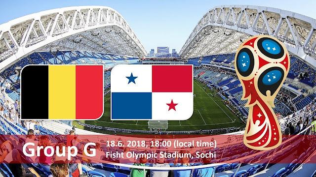 اهداف مباراة بلجيكا وبنما Belgium vs Panama في مونديال 2018 في روسيا