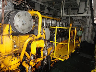MAN B&W, 7L 23/30H, marine diesel engines, used, reconditioned, spare parts,