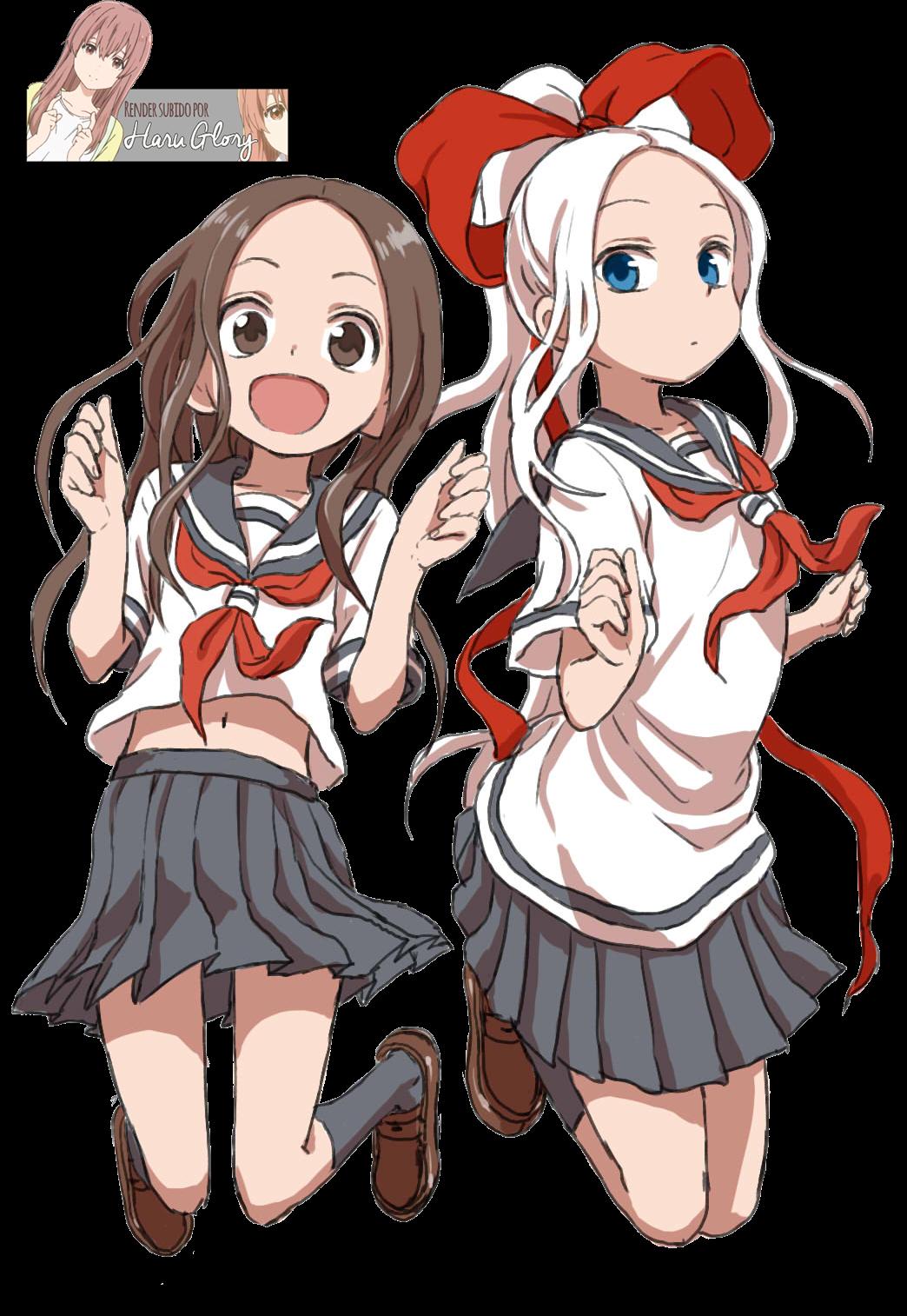 Takagi y fudatsuki kyouko