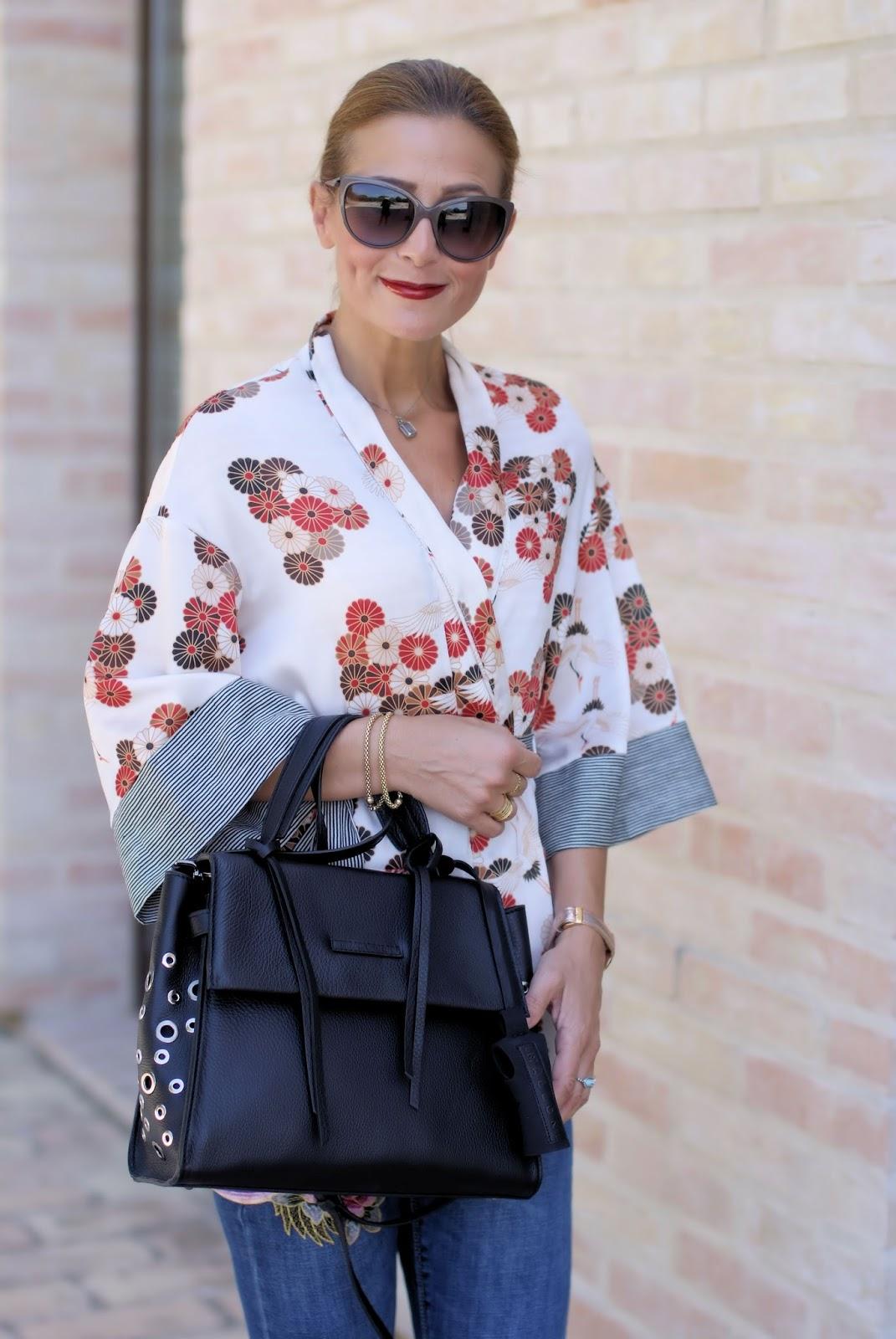 My idea of geisha on Fashion and Cookies fashion blog, fashion blogger style