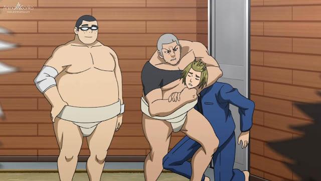 جميع حلقات انمى Hinomaru Zumou بلوراي 1080p مترجم أونلاين كامل تحميل و مشاهدة