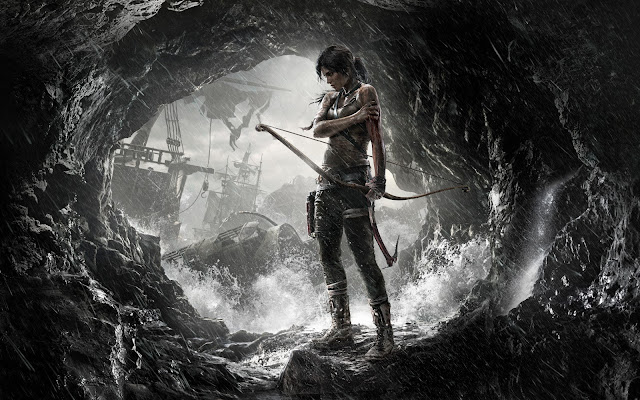 tomb raider game wallpaper backgrounds