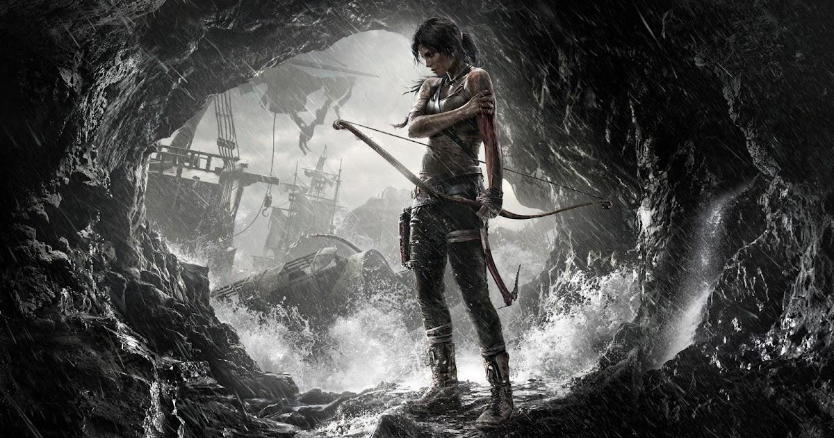 Tomb Raider Game Wallpaper E Fotos Em HD