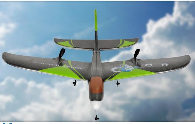 Máy bay điều khiển từ xa cánh bằng SCN001