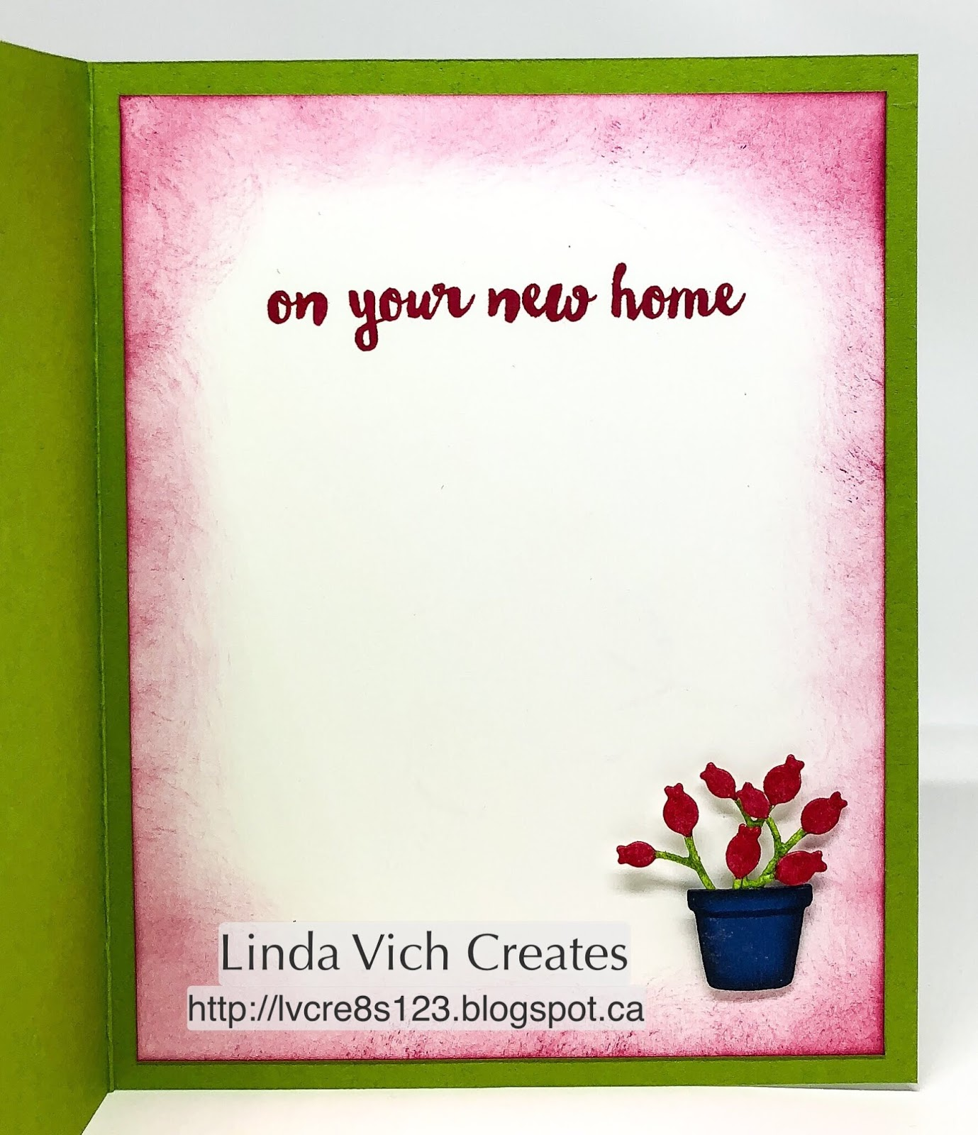 Linda Vich Creates Home Life For A New Home