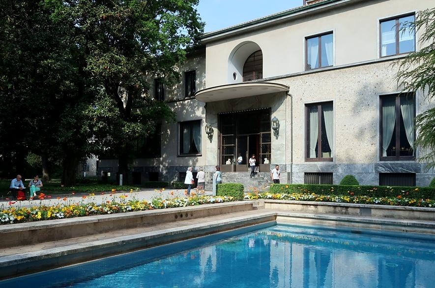 Milano da vedere villa necchi campiglio vita su marte for Villa necchi campiglio milano