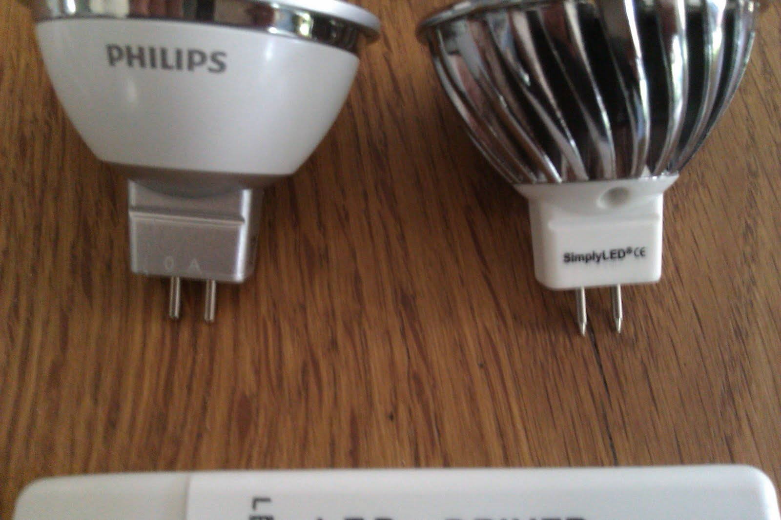 Replacing Mr16 Halogen Bulbs With Led Equivalents