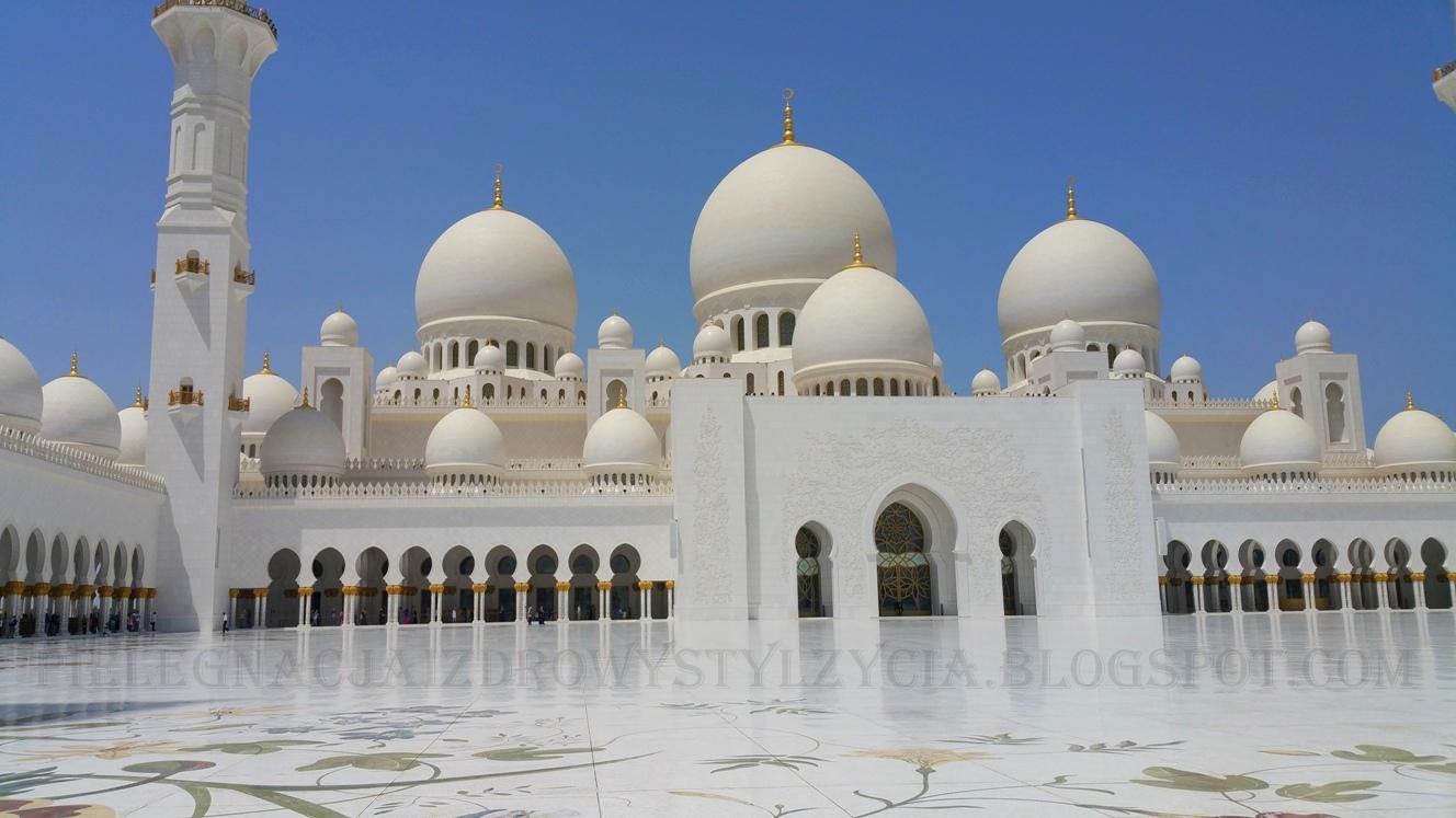 Meczet Szejka Zayeda Abu Dhabi