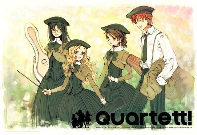 Quartett! - Bộ Tứ -