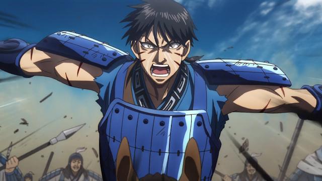 الحلقة الرابعة من Kingdom S3 مترجمة