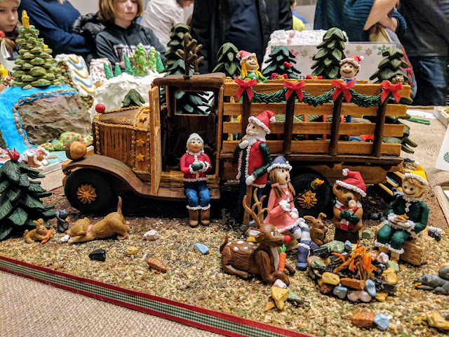 Пряникові будиночки (Gingerbread Wonderland 2018)