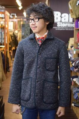 CUSHMAN Beach Cloth Jacket
