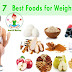 Top 7 Best Foods to Lose Weight