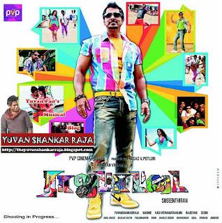 Rajapattai Movie Album Cover