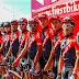Fim de semana com Peama, ginástica e ciclismo de Jundiaí competindo