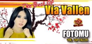 Lirik Lagu Fotomu - Via Vallen