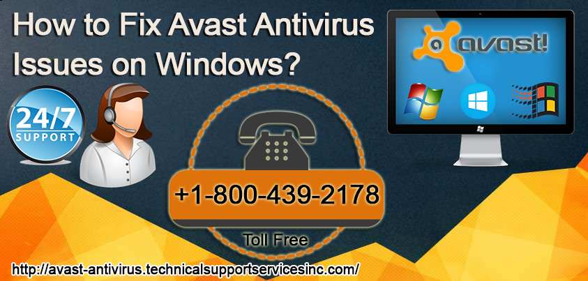 Avast Customer Support Number How to Fix Avast Antivirus Issues on