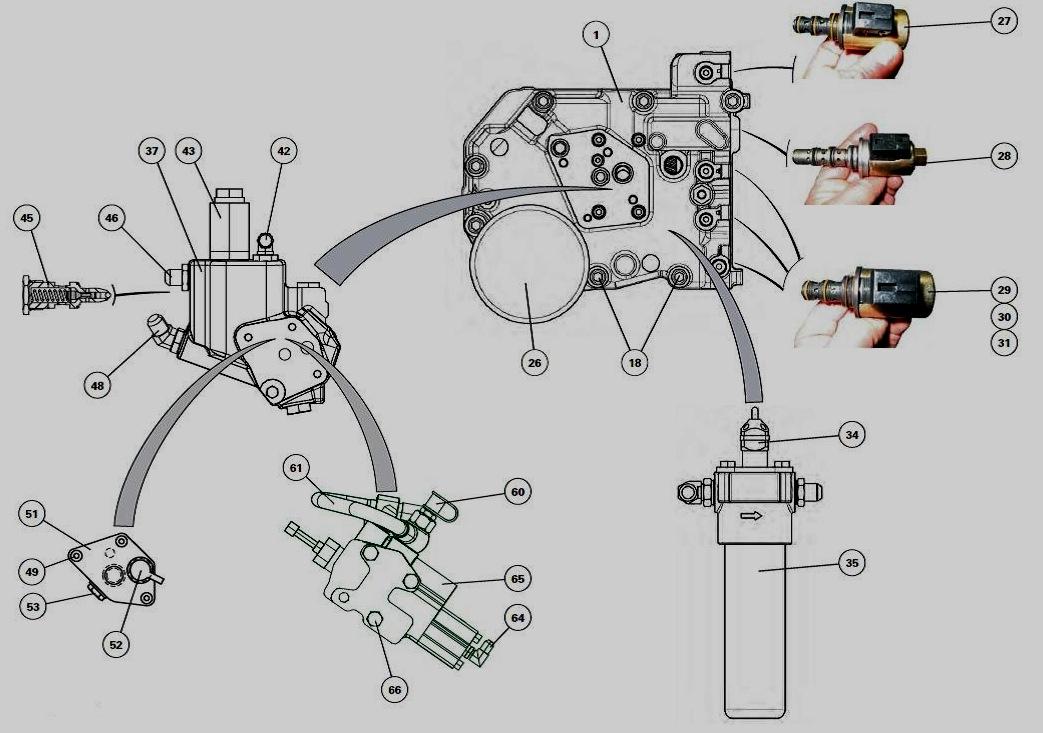 international dt466 fuel shut off solenoid wiring schematic