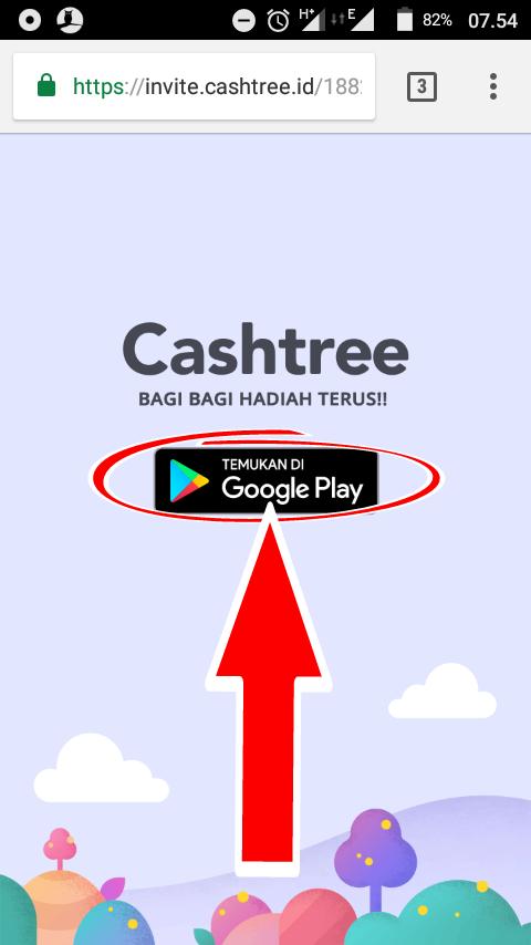 Trik Curang Hack Cashtree Mod Saldo Cash 1 Juta Gratis 2018 - Pulsa Gratis Android