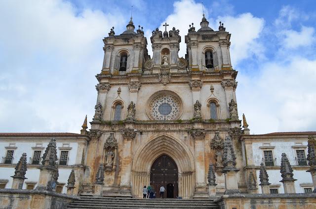 Monastério Alcobaça mais uma maravilha de Portugal