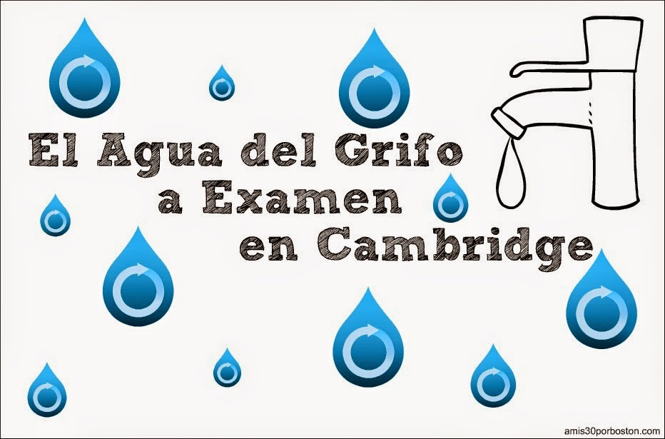 El Agua del Grifo a Examen en Cambridge