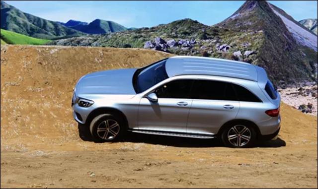 Mercedes GLC SUV được kỳ vọng trở thành chiếc SUV hạng sang bán chạy nhất Việt Nam